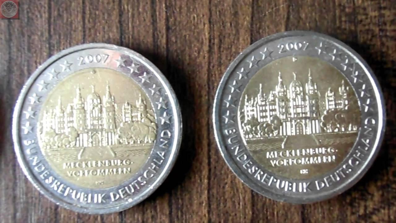 Münzrollenjagd 08 3 Rollen 2 Euro Münzen Youtube
