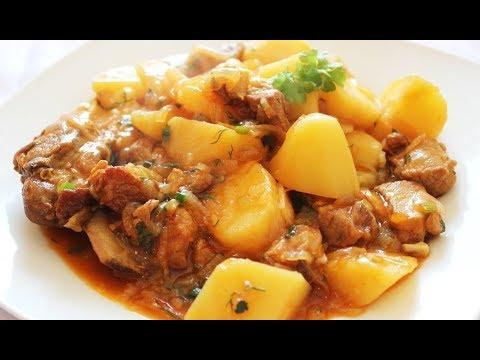 Как приготовить кролика вкусно с картошкой