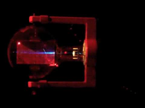 Deflection Of An Electron Beam Using Electric Fields