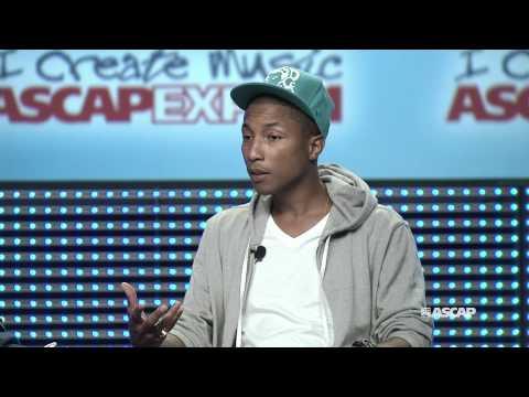 "Pharrell Williams Master Session - ASCAP ""I Create Music"" EXPO 2011"
