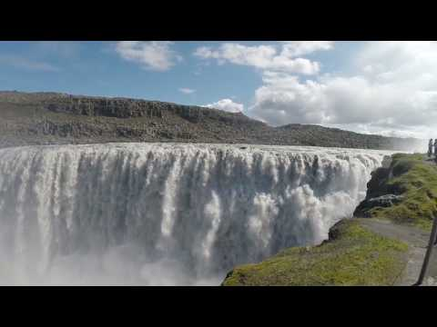 Video IS43 - Walking To Dettifoss And Selfoss