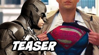 Titans Season 2 Teaser Trailer - Superboy, Batman Finale and Superman Explained