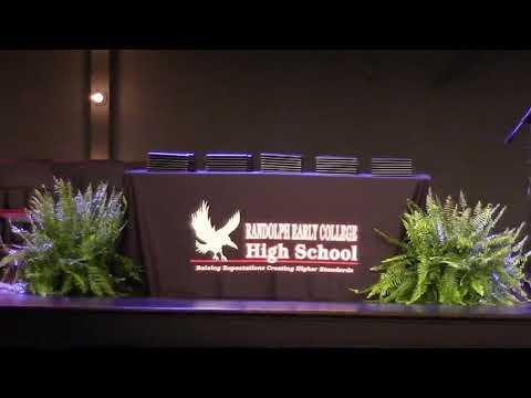 2019 Randolph Early College High School Graduation Ceremony