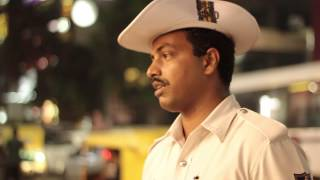 The Resilient Bangalore Traffic Cop (KANNADA)
