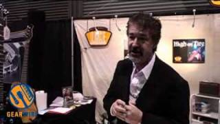 Lace Music's Don Lace Rolls Out The 2011 Product Line At Winter Namm (video)