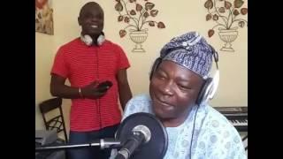 Kola Olootu live in America on Dele Thomas African FM Radio USA