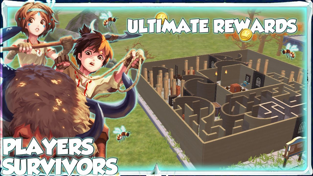 Maze Survivor | Community Event | Hearth Maze | Utopia:Origin