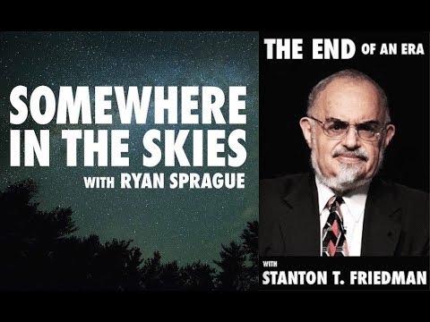 Stanton Friedman: The End of an Era
