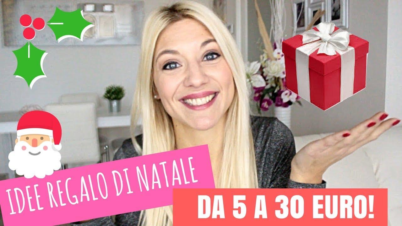 Idee Regalo Natale 30 Euro.Regali Di Natale Le Migliori Idee Regalo Da 5 A 30 Euro