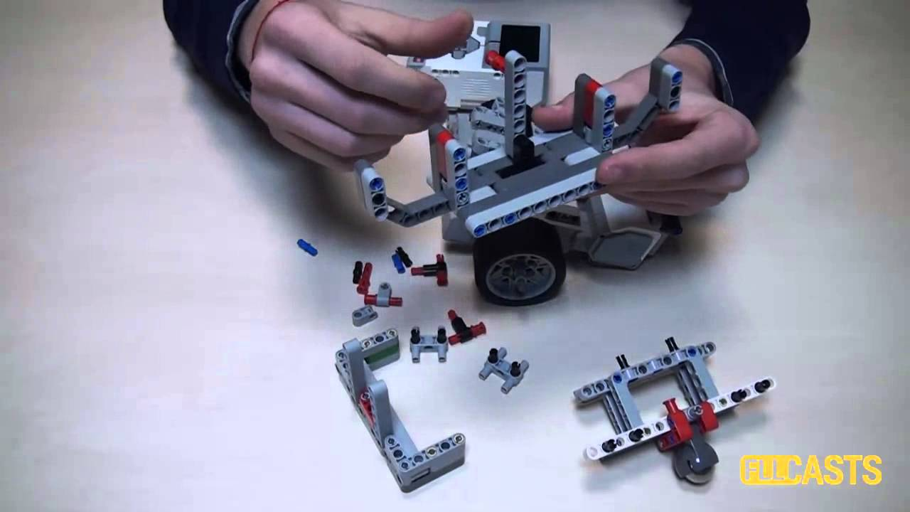Constructing LEGO Mindstorms EV3 Competition Robot - the ...