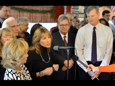 Karyn Polito announces run for Lt. Governor with endorsement  from Charlie Baker