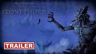 The Elder Scrolls Online  Stonethorn трейлер игры