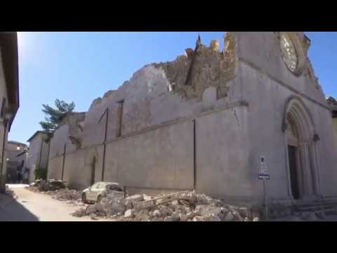 Earthquake Damages In Italy 2...