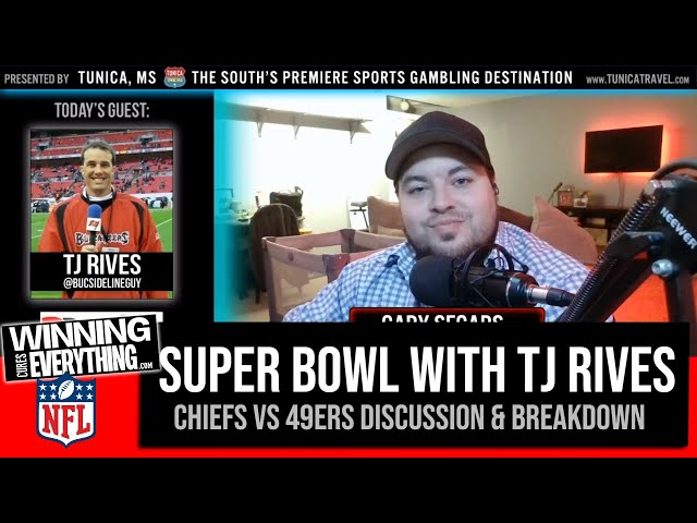 WCE: Super Bowl 54 Preview with TJ Rives