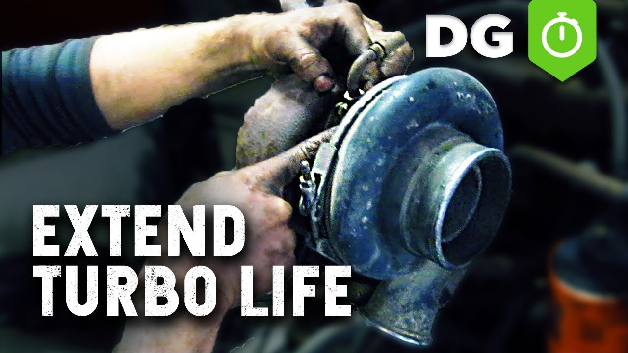 Turbo Maintenance Tips Extend The Life Of Your Turbocharger Youtube