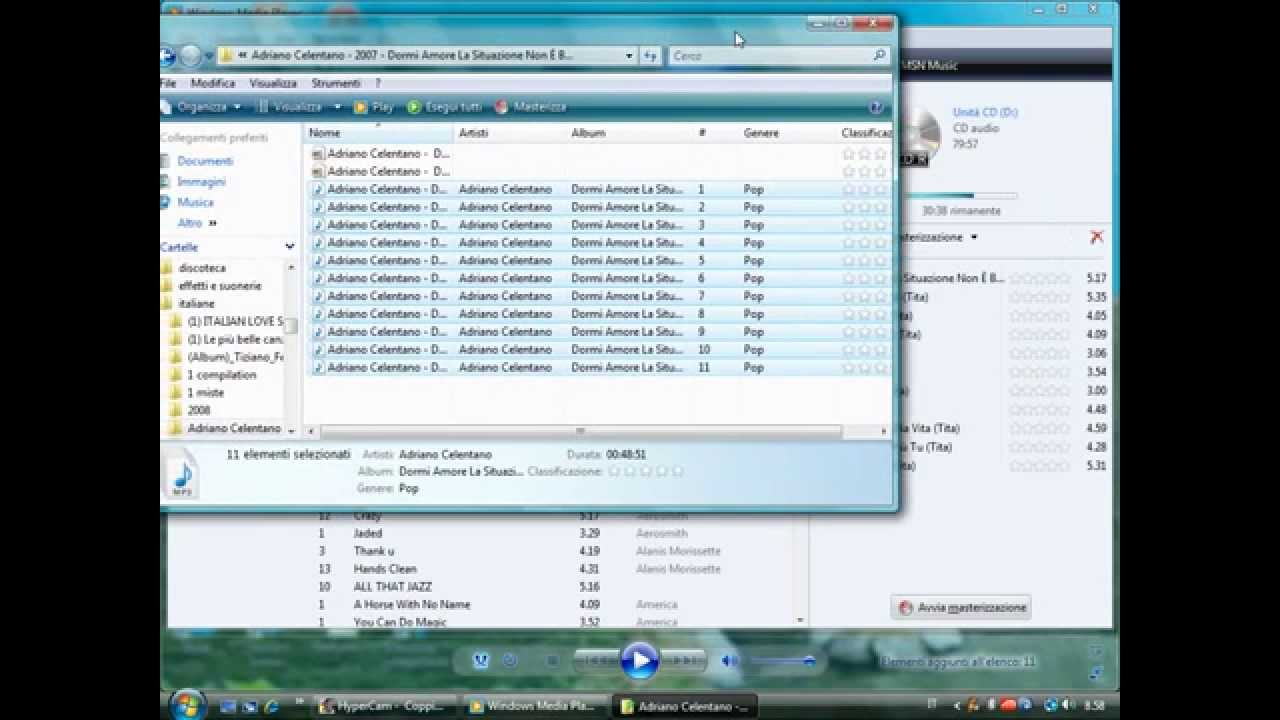 masterizzare cd winsockfix