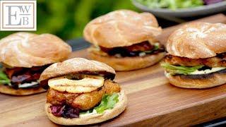 Beths Teriyaki Chicken Sandwiches