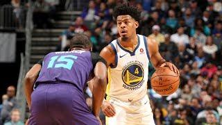 Quinn Cook Makes First Career NBA Start for Warriors!