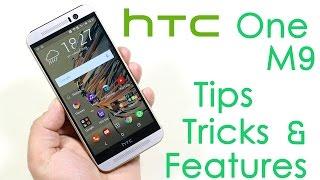 HTC One M9 - Tips, Tricks & Hidden Features