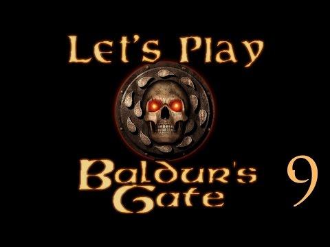 Let's Play Baldur's Gate with the Boyfriend (TwitchyChris)! Part 9