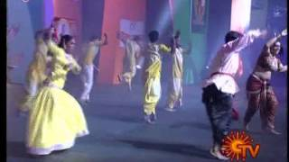 Jabardasth Roja hot stage dance (very rare video)