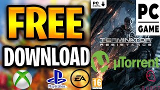 Terminator: Resistance 2019 Download PC Game + Crack + Torrent [FREE] Fast & Easy