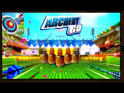 PRACTICE | ARCHERY GO | MOBILE GAMEPLAY |HD|