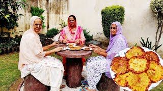 Sawan Month Special Recipe    Recipe of Malpura    Punjabi Culture and Punjabi recipe