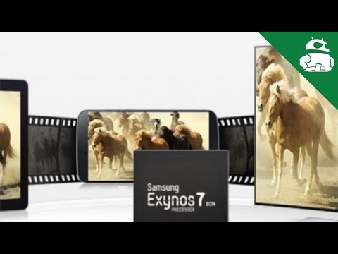 Exynos 7420 - A Closer Look at Samsung
