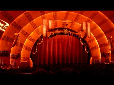 Radio City Music Hall, Rockefeller Center, New York City HD