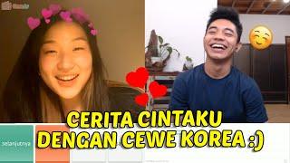 Cerita Cinta Dengan Cewe Korea - Ome.TV Internasional