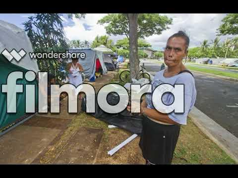 Micronesian homeless