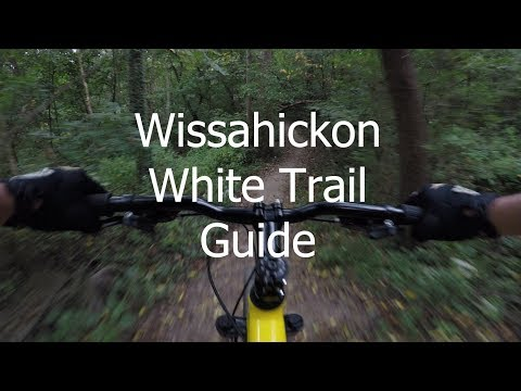 Wissahickon White Trail Guide