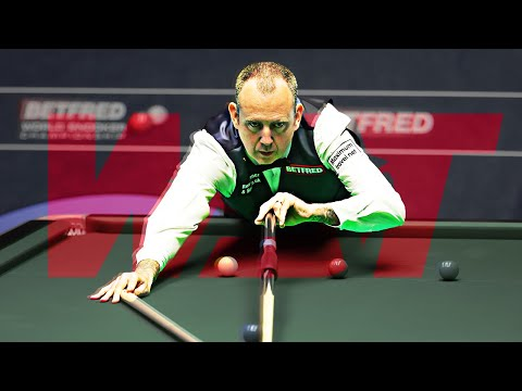 There is only one MARK J WILLIAMS | 2021  World Championship