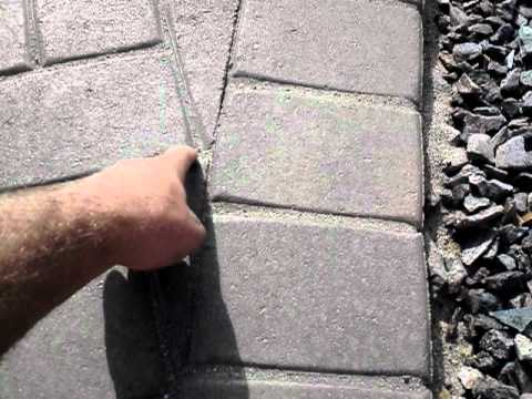 Best Sand Locking Interlocking Concrete Paver