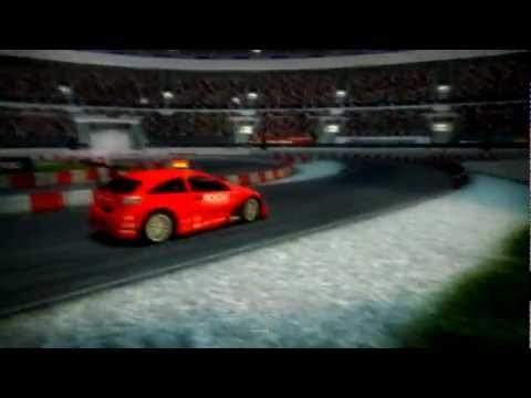 Race Of Champions -The Official Game- Trailer