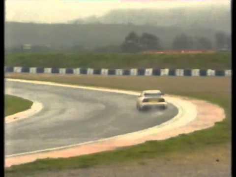 JJ Lehdon DTM testit 1995