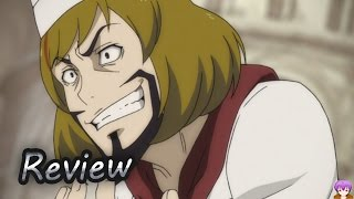 91 Days Episode 6 Anime Review - Best Chef Fango