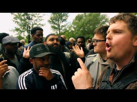 A Muslim Legitimises The Taking of Slaves ~ Bob The Builder | Speakers Corner