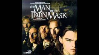 The Man in the Iron Mask Soundtrack 09 - Kissy Kissie