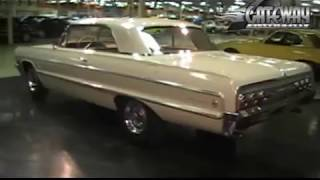 1964 Chevy Impala original with 54xxx miles for sale at Gateway Classic Cars in IL.