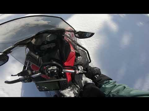 Ski-Doo Expedition SE 900 ACE Turbo Eco Mode Demonstration