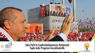 AK Parti Kocaeli Gençlik Kolları Bir Yıllık Faaliyet Raporu