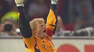 Kahn gegen Schalke 04   DFB Pokal Finale 2005
