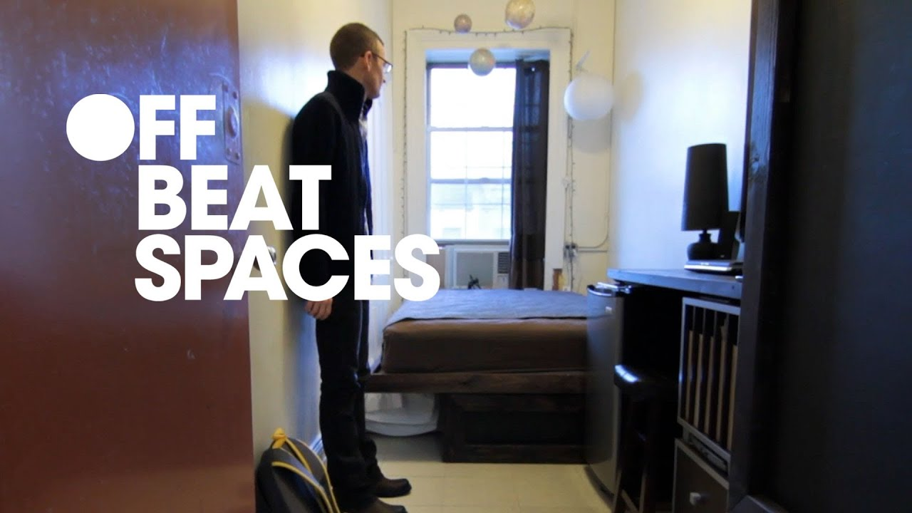 100 square feet room - 78 Sq Ft The Smallest Apt In America Video You