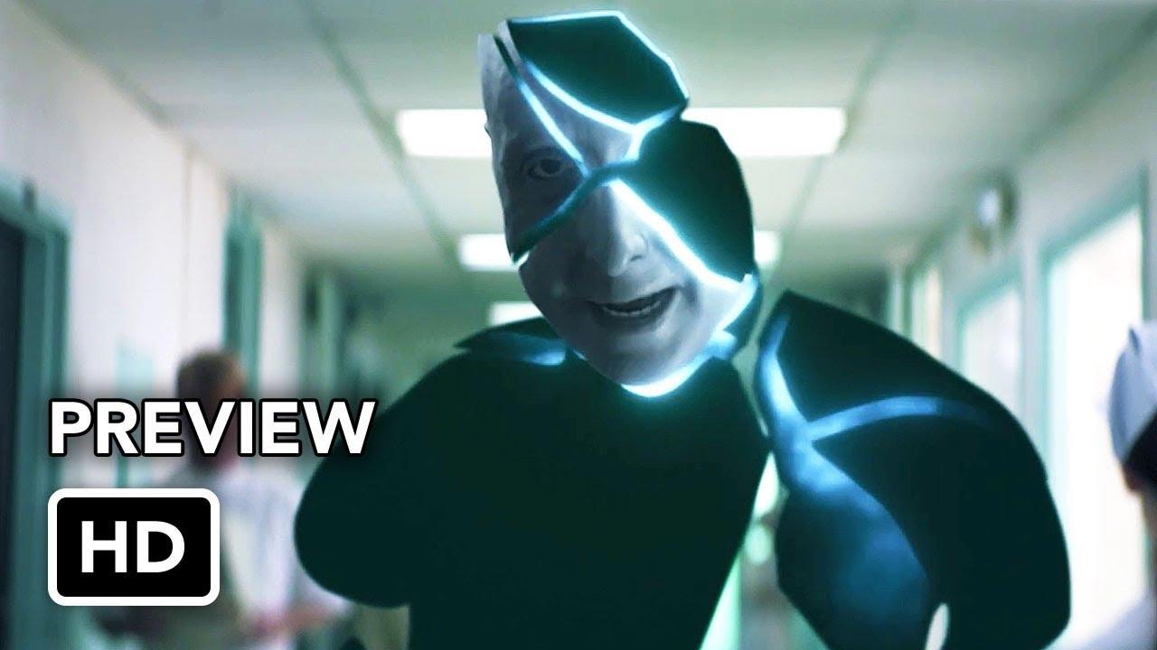 Doom Patrol Mr Nobody Featurette Hd Dc Superhero Series