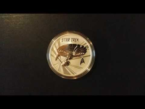 6 Reasons to Add the Star Trek Tuvalu Semi-Numismatic 1 Ounce Round to Your Stack Today