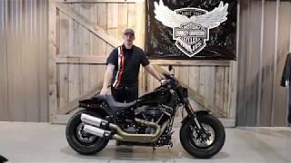 2018 Harley-Davidson Fat Bob 114 Walkaround