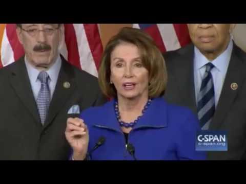 Nancy Pelosi Cited a Parody Michael Flynn Twitter Account As Evidence Against Trump