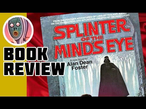 Classic STAR WARS Book Review: Splinter of the Mind's Eye